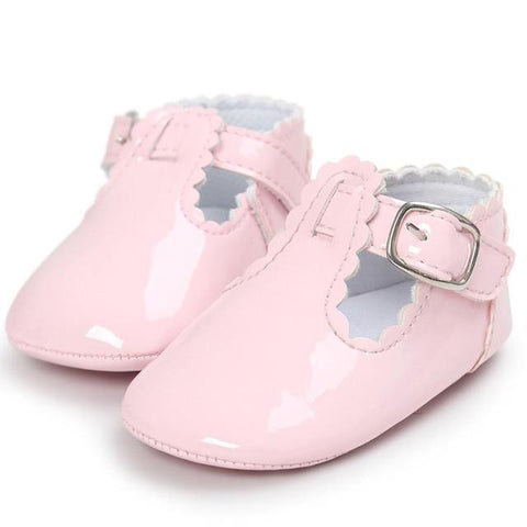 Baby Girls Moccasins Shoes - bump, baby and beyond