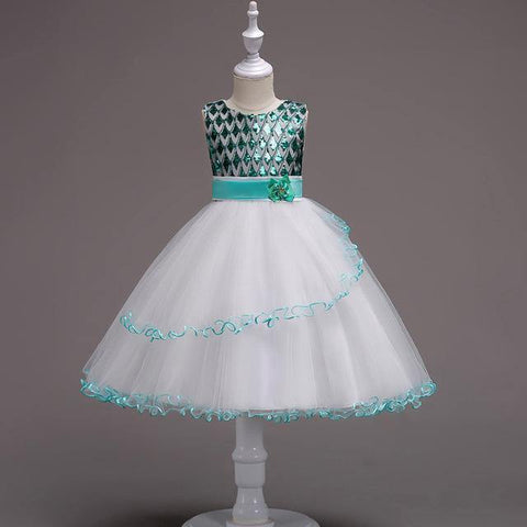 Kids Wedding Dresses Children's Clothing Girls Dress - bump, baby and beyond