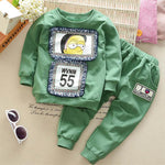 Autumn Winter Baby Infant Boys T Shirts Pants Animal Outerwear Clothes - bump, baby and beyond