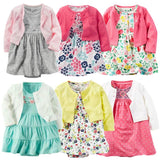 Beautiful baby girl jacket clothes roupa 0-24m - bump, baby and beyond