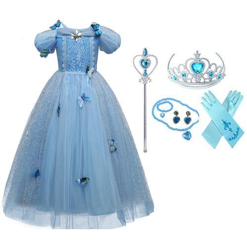 Princess Fancy Kids Clothes Party Dress - bump, baby and beyond