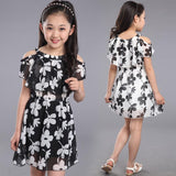 Teen girls dresses summer chiffon clothes - bump, baby and beyond