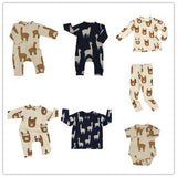 Set of boys tiny fashion Kiki romper clothing - bump, baby and beyond
