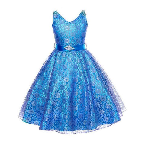 Girls Tulle Lace Birthday Party Frock Design Dress - bump, baby and beyond