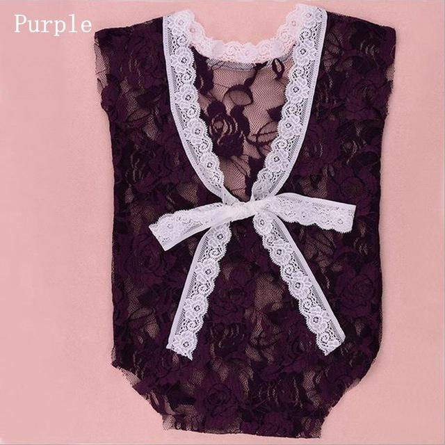 Baby Girls Floral Lace Top Outfit Costume - bump, baby and beyond