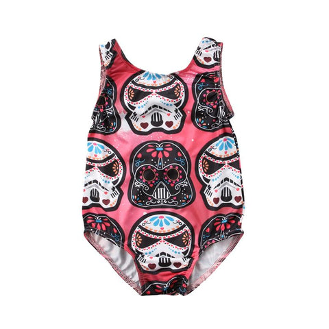 baby boys girls star wars back bow sleeveless clothes - bump, baby and beyond