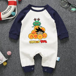 New Baby Unisex Pajamas Dragon Balls Romper Clothes - bump, baby and beyond