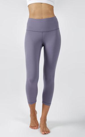 """Lux"" High Waist Capri"