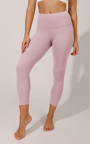 Nude Tech High Waist Capri
