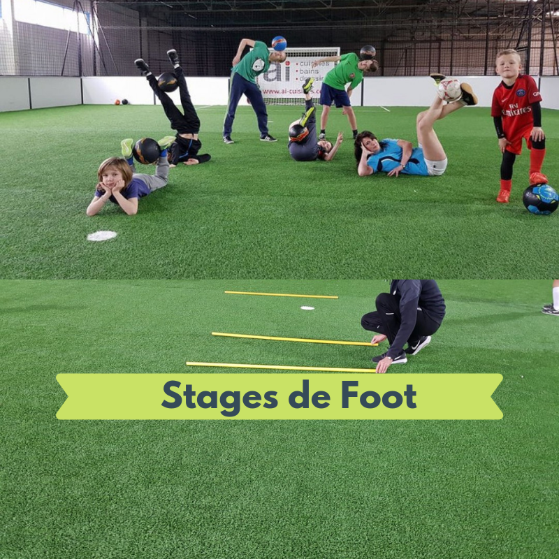 Stage de football AKT ACADEMY