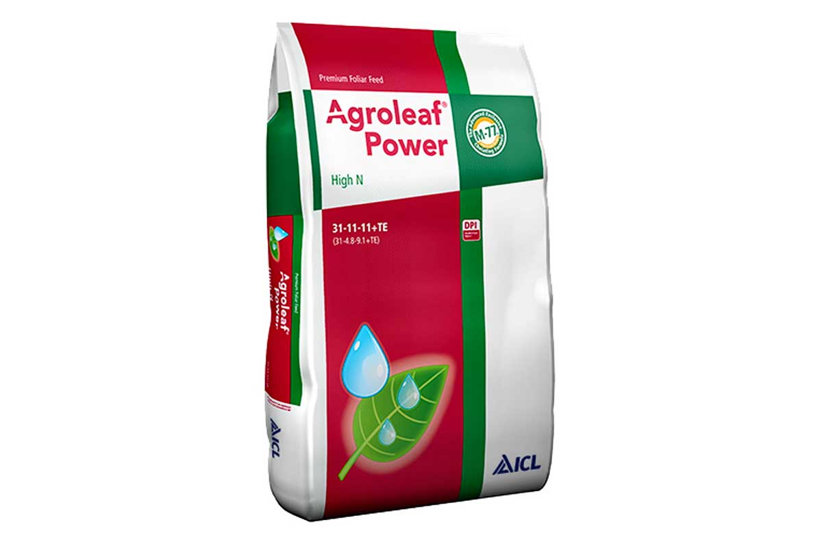 Agroleaf Power 31-11-11 +TE 2Kg