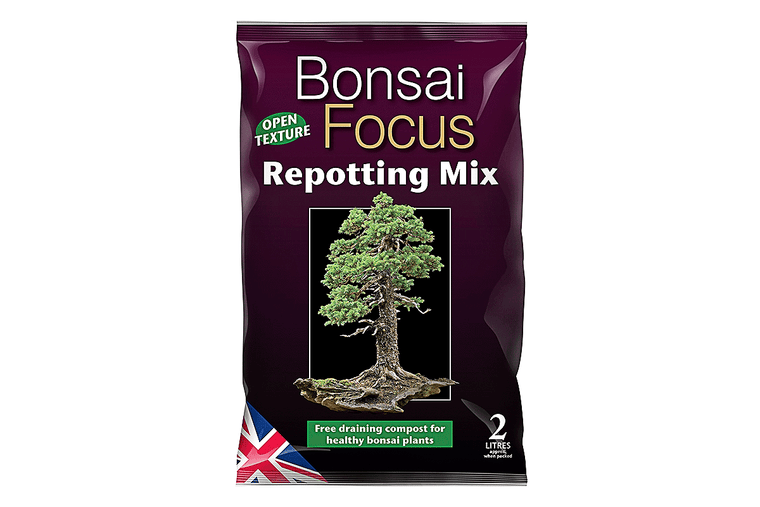 Bonsai Focus Repotting Mix 2lt