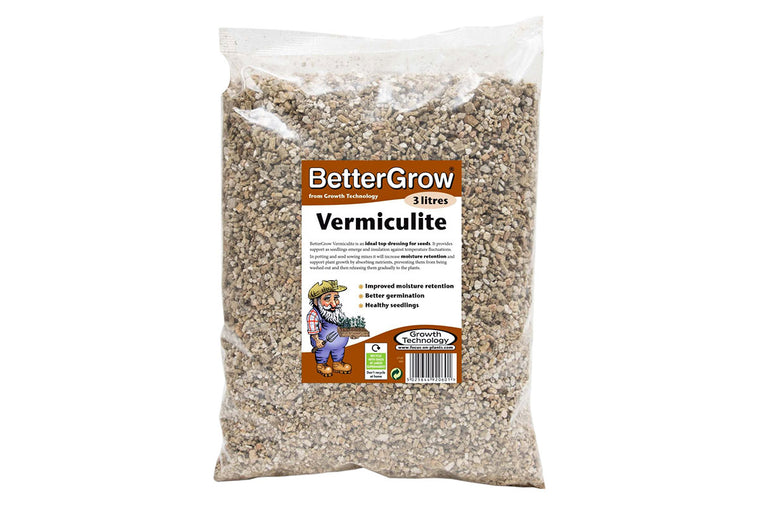 Better grow Vermuculite 3lt