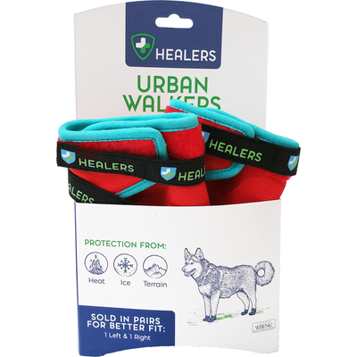 Urban Walkers II- RED- ALL NEW- SOLD IN PAIRS