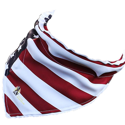 Spot-Lite LED Lighted Bandana - Flag