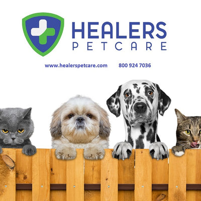 Healer's Pet Care Gift Card