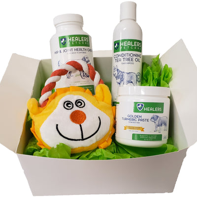 Healers Health Packs- Senior Pack