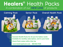 Healers Seniors Health Pack