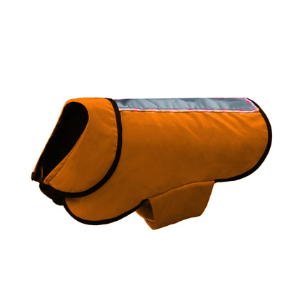 Spot-Lite LED Lighted Jacket - Small/Medium Dog - Neon Orange