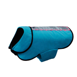 Spot-Lite LED Lighted Jacket - Small/Medium Dog - Teal