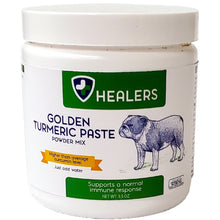 Healers Golden Turmeric Paste