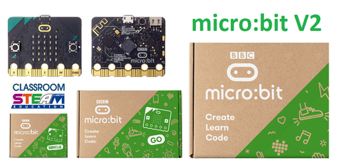 Choose your microbit v2! Pre-order Now!