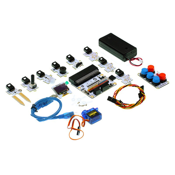ElecFreaks Micro:bit Tinker Retail Kit (without Micro:bit Board)