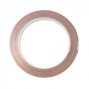 Copper Tape With Conductive Adhesive, 20mm (15m)