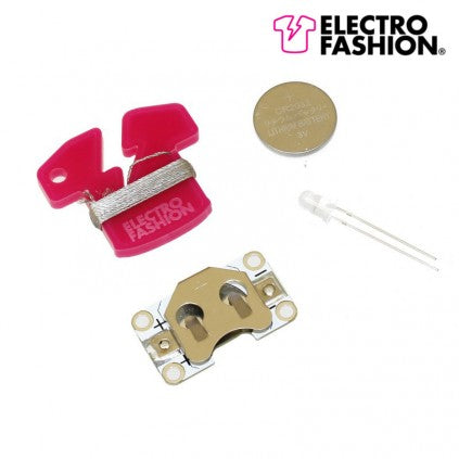 Electro-Fashion, Sewable Light Kit, Colour Changing
