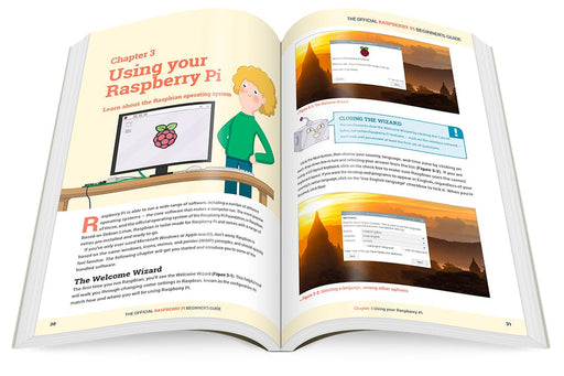 Raspberry Pi Official Beginner's Guide - 3rd Edition - CLASSROOM eShop