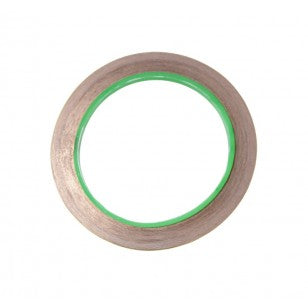 Copper Tape With Conductive Adhesive, 5mm (15m)