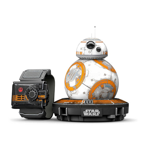 Sphero Star Wars BB-8 App Controlled Robot with Trainer - CLASSROOM eShop