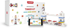 Tinkamo Tinker Kit | STEM Educational Coding Toy for Kids Aged 5-12 | Compatible with Lego | AI-Powered | App-Enabled Programmable Blocks - CLASSROOM eShop