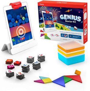 OSMO Genius Starter Kit - iPad Only