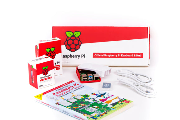 Raspberry Pi 4 Desktop Kit - CLASSROOM eShop