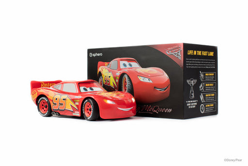 Sphero Ultimate Lightning Mcqueen Vehicle - CLASSROOM eShop