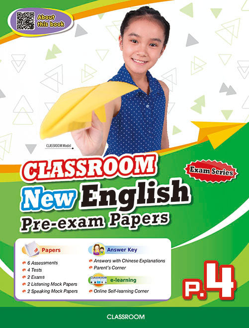 CLASSROOM New English Pre exam Papers