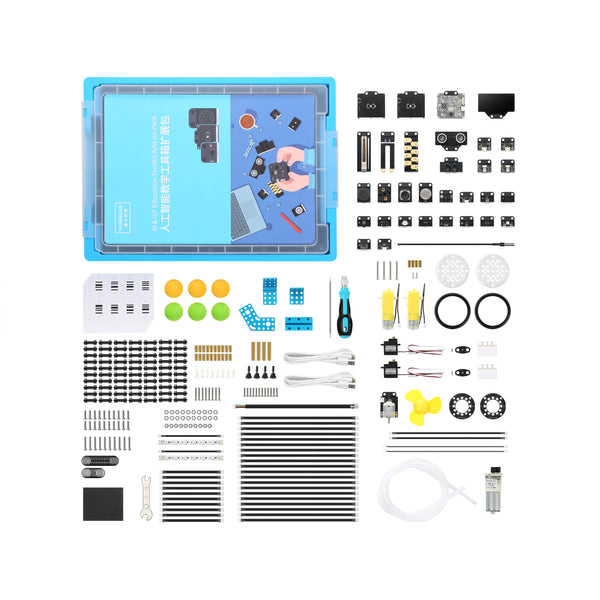 AI & IoT Education Toolkit Add-on Pack