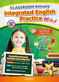 CLASSROOM Primary Integrated English Practice All in 1