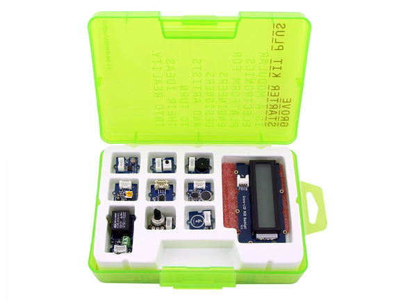 Grove - Starter Kit for Arduino - CLASSROOM eShop