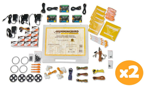 HUMMINGBIRD DUO MEDIUM CLASSROOM KIT: FOR 16-24 STUDENTS - CLASSROOM eShop