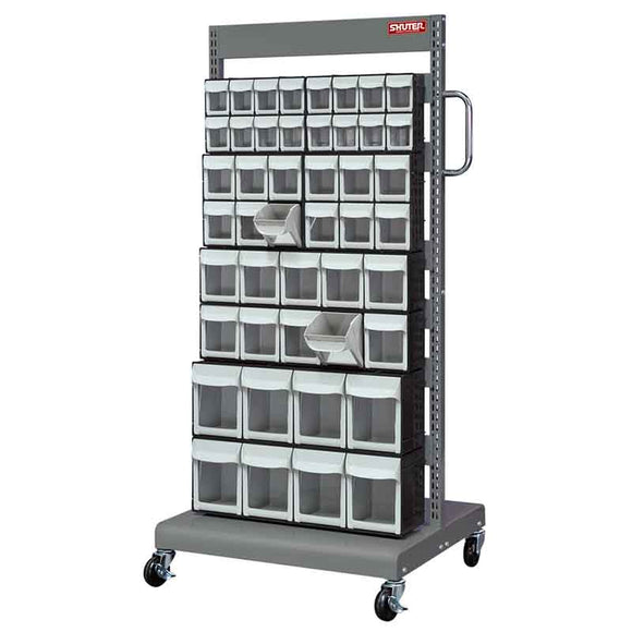 Shuter Mobile Cart MS-2M202 (double sided) - CLASSROOM eShop