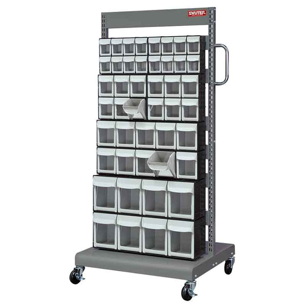 Shuter Mobile Cart MS-2M202 (double sided)