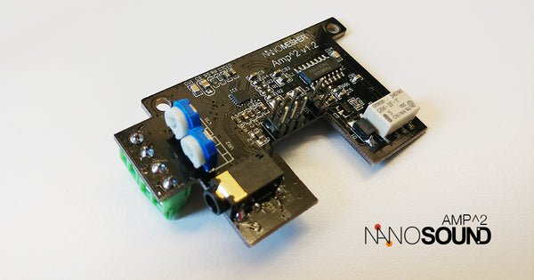 NANOSOUND PLAYER AMP