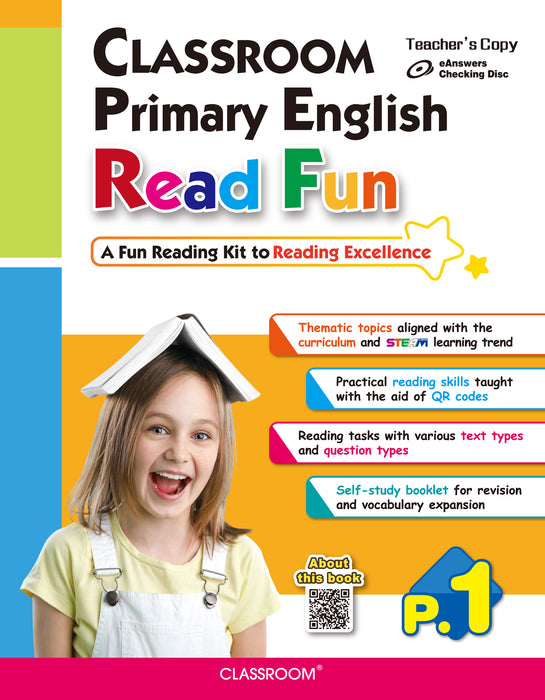 CLASSROOM Primary English Read Fun