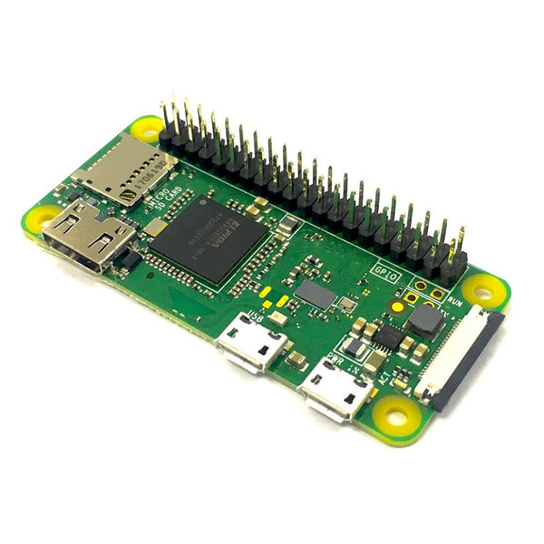 Raspberry Pi Zero WH (with Header)