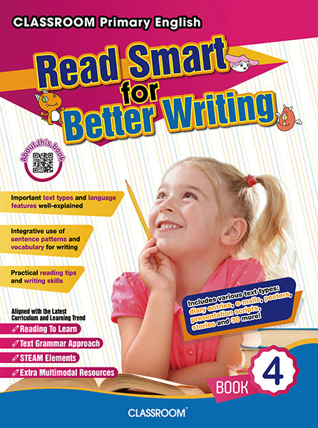 CLASSROOM Primary Read Smart for Better