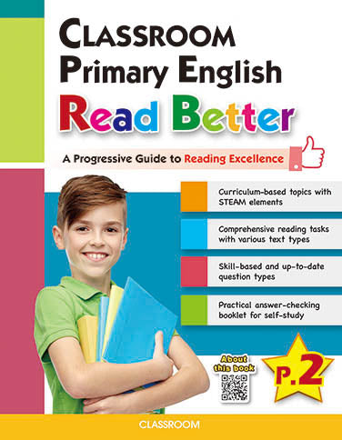 CLASSROOM Primary English Read Better