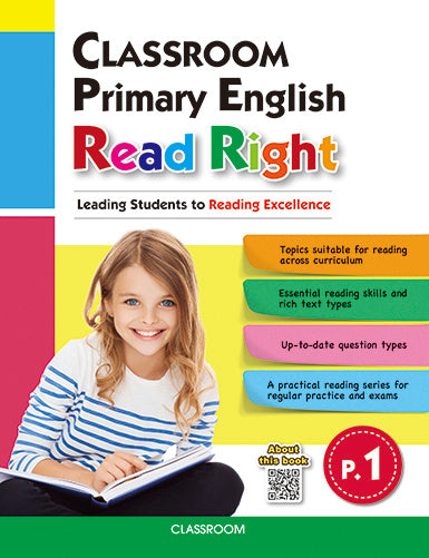 CLASSROOM Primary English Read Right