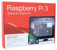 83-20187RK -  Single Board Computer, Raspberry Pi 3 Model B+ Starter Kit, Complete Accessories Kit